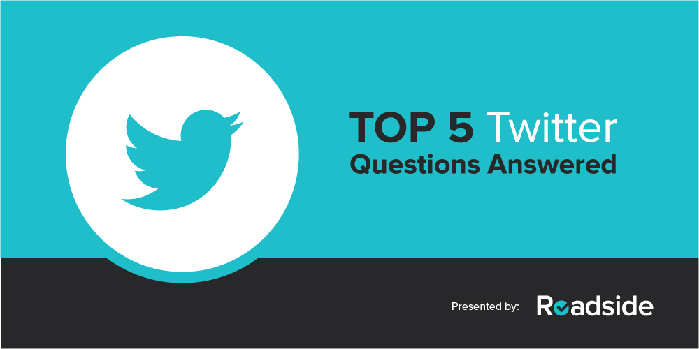 Dental social media marketing: Top 5 Twitter Questions, Answered