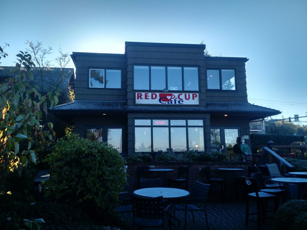 red cup cafe mukilteo