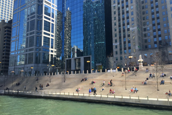 Riverfront Walk | Chicago Architecture Tour