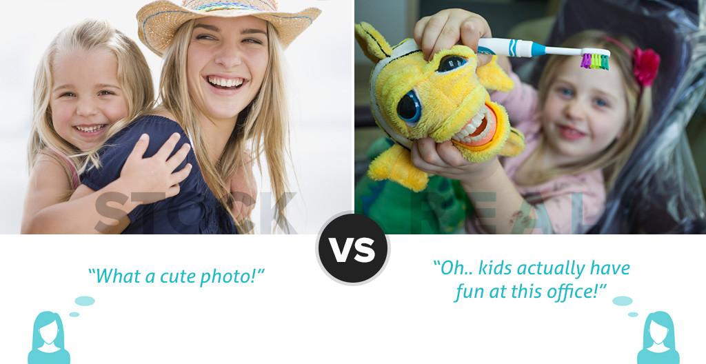 Real Photos Bring Patients