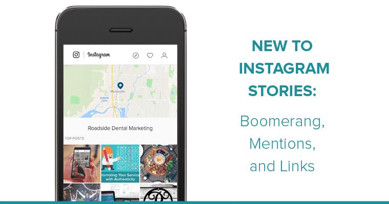 November marketing news: Instagram Stories Updates