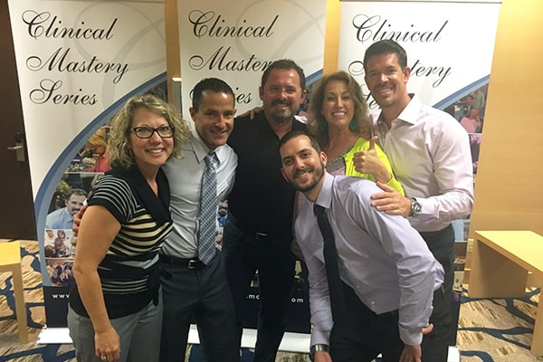 Roadside Owner Shannon Mackey at Clinical Mastery Series