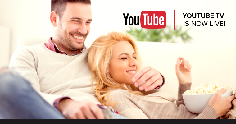 Online Marketing - Youtube TV