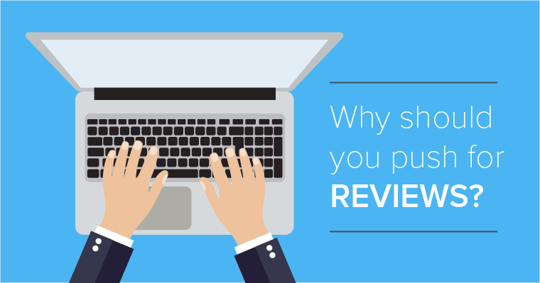 Reviews are important for your business reputation, SEO and influencing potential clients.
