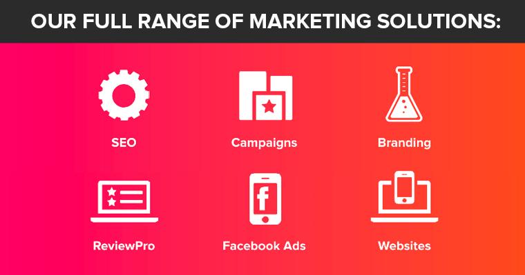 A wide range of offerings for dental marketing strategies