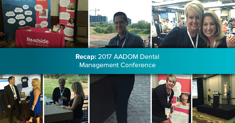 Highlights from AADOM's 2017 Dental Management Conference