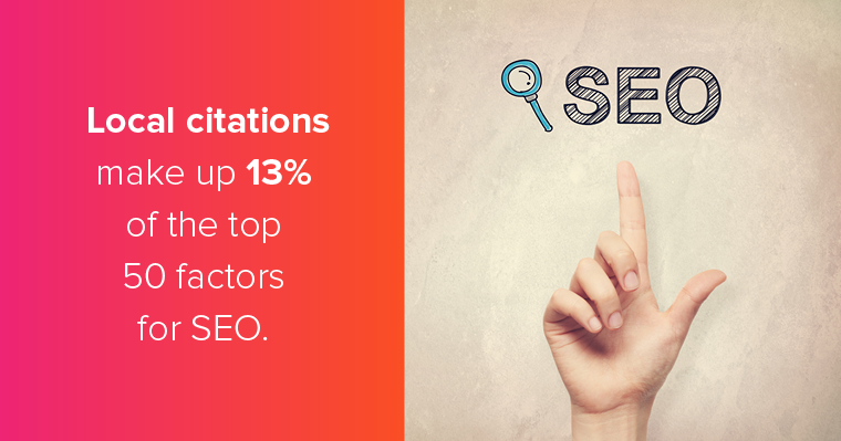Citations affect your SEO.