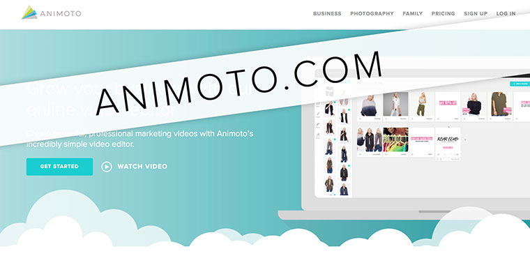 Create your own marketing videos with Animoto