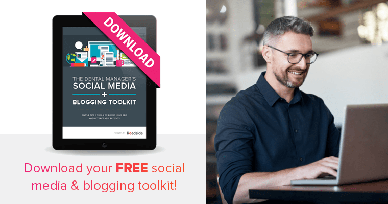 Download our social media and blogging toolkit for free