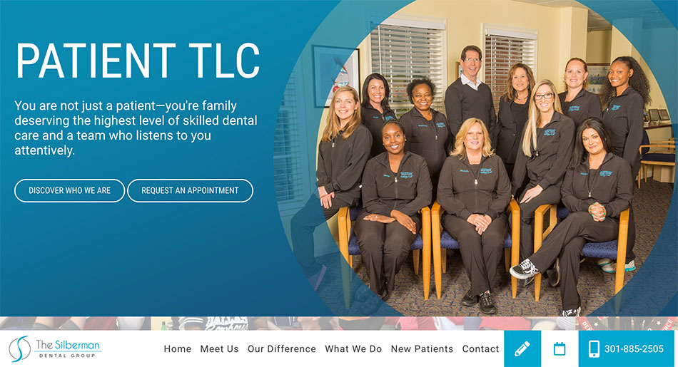 Case Study of Silberman Dental Group