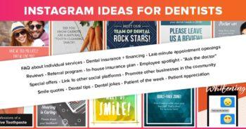 Insta-smile: How Dentists Can Benefit From Instagram In 2019 [Guest Post]
