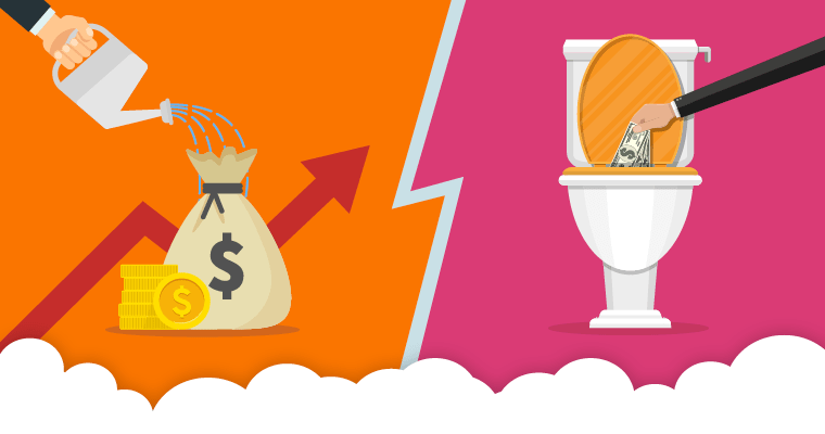 Is SEO a good investment or is it like flushing money down the toilet