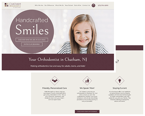 Preview of Chatham Orthodontics