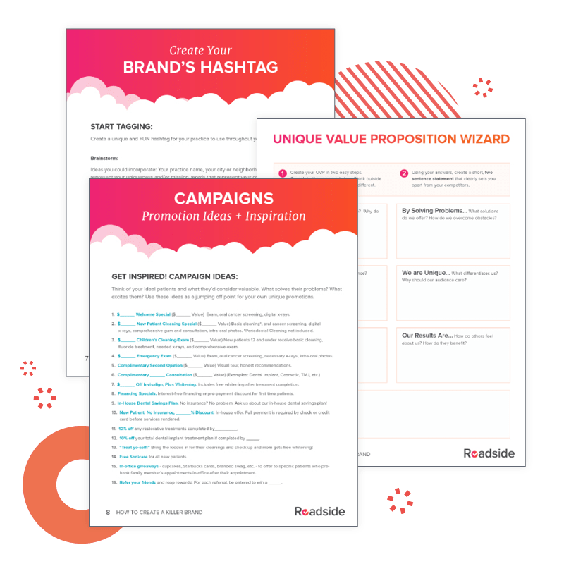 dental download ebook create a killer brand