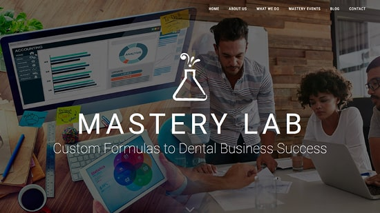 Preview image of Mastery Lab's new responsive Roadside website.