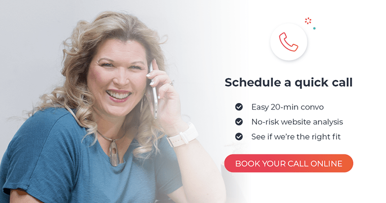 Schedule a quick 20-min convo with Angela!