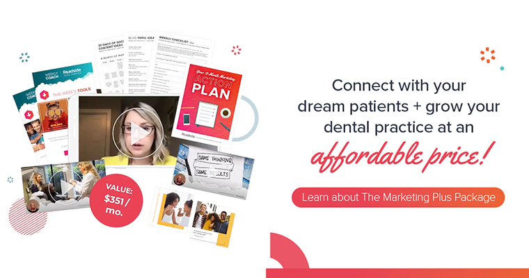 Connect with your dream patients and grow your dental practice at an affordable price.