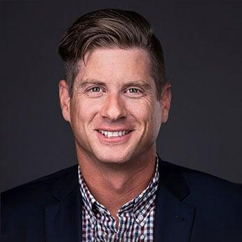 Headshot of Dr. Chris Minert from Boise Dentistry Co.