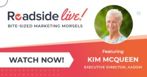 Roadside Live: Kim McQueen, AADOM