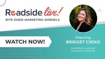 Roadside Live with Bridget: How to Handle Missed Appointments