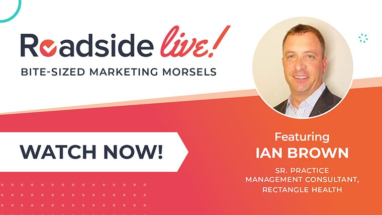 Roadside Live with Ian Brown from Rectangle Health