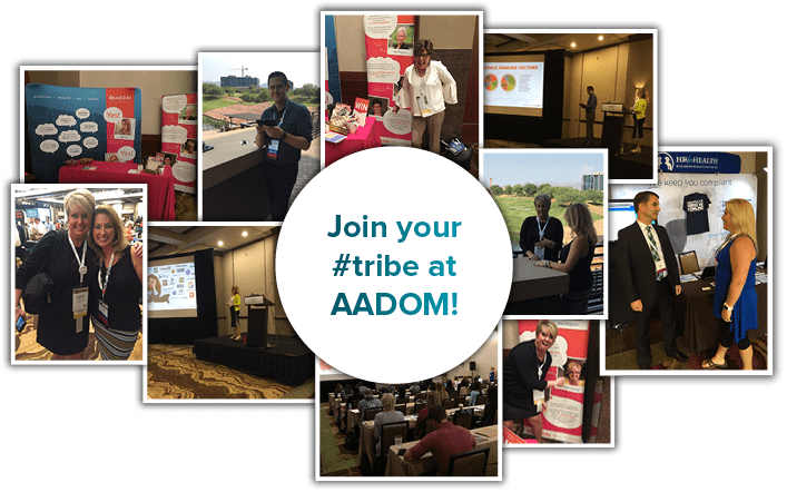Roadside's experience at AADOM's 2017 dental management conference