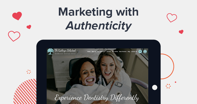 4 Steps to Marketing with Authenticity