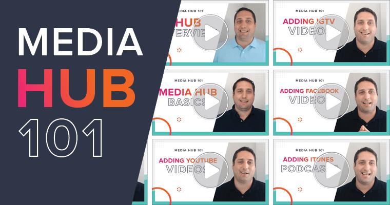 Media Hub 101: How to Maximize the Benefits of Your Media Hub