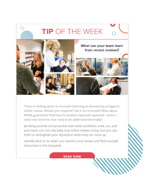 Timely marketing tips from your Weekly Coach